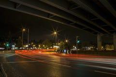 Южная связующая дорога Девона Стоковые Изображения RF
