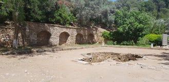 Южная Турция Efes стоковые изображения rf