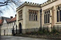 Южное крылечко монастыря St James стоковое фото