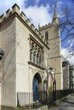 Южное крылечко монастыря St James стоковая фотография