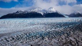 Южное патагонское Icefield Стоковая Фотография RF