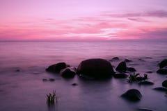южное sundawn Стоковые Фото