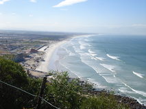 Южно-африканские волны Стоковое Фото