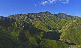 Южно-африканские горы Стоковое Изображение RF