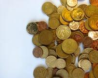 Южно-африканские деньги монеток Стоковое Изображение