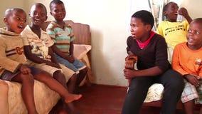 Южно-африканские дети видеоматериал