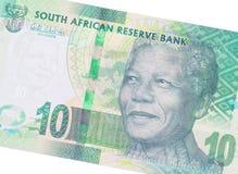 Южно-африканский ранд 10 Стоковое Изображение RF