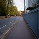 Южные парки дорога, Оксфордский университет, Оксфорд стоковые изображения
