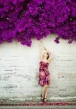 Южные цветки Стоковое Фото