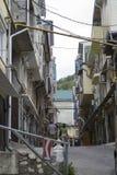 Южные favelas России стоковые фотографии rf