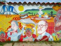 Южный - американское искусство улицы, Венесуэла стоковая фотография rf