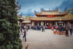 Южный висок Putuo в Xiamen Китая Стоковые Изображения
