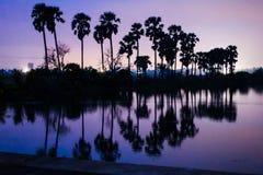 Южный восход солнца Индии Стоковые Изображения