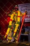 Южный индийский бог Стоковое фото RF