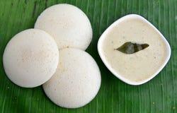 Южный индийский завтрак Стоковые Изображения