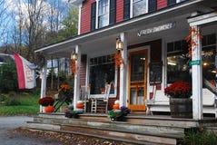 Южный магазин со смешанным ассортиментом Woodstock Стоковое Изображение