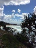 Южный остров Qld Stradbroke Стоковые Фотографии RF