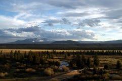Южный парк Колорадо Стоковые Изображения RF