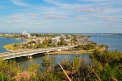 Южный Перт Стоковое Фото