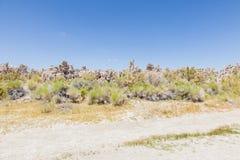 Южный Tufa Стоковое Изображение