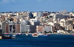 юлианский st стороны моря s стоковое фото rf