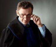юрист стоковое изображение rf