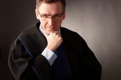 юрист стоковая фотография rf