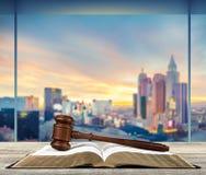 Юридическая система стоковые фотографии rf