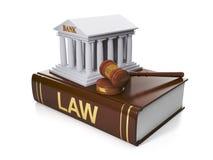Юридическое положение ba Стоковое Фото