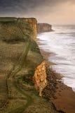 Юрское побережье Стоковые Фотографии RF