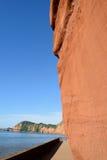 Юрское побережье Стоковые Изображения RF