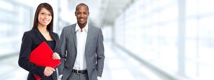 люди бизнес-группы Стоковое Изображение RF