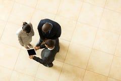 люди деловой встречи Стоковое Изображение RF