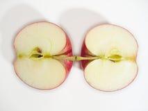 яблоки вкусные Стоковая Фотография