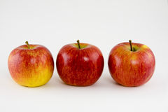 яблоки зрелые 3 Стоковое фото RF