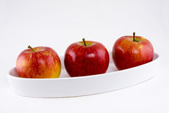 яблоки зрелые 3 Стоковое Фото
