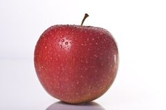 яблоко влажное Стоковые Фотографии RF