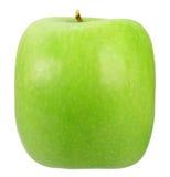 яблоко - зеленый одиночный квадрат Стоковое Изображение
