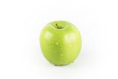 яблоко - зеленый цвет стоковые изображения rf