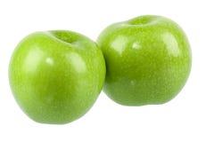 яблоко - зеленый цвет 2 Стоковая Фотография