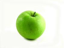 яблоко - зеленый цвет стоковое фото rf