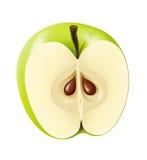яблоко - зеленый цвет Стоковые Изображения