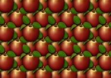 яблоко как предпосылка может используемые обои Стоковое Фото
