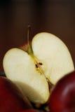 яблоко органическое стоковые изображения