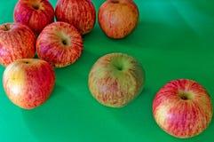 Яблоко почти невидимое стоковые фото