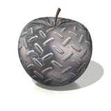 яблоко противопульное Стоковые Фотографии RF