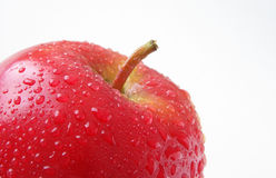 яблоко свежее Стоковое Изображение