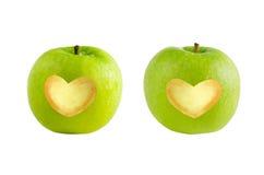 Яблоко 2 Стоковое фото RF