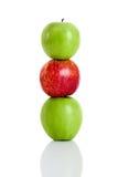 яблоко 3 стоковые фото