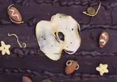 яблоко candied Стоковая Фотография RF